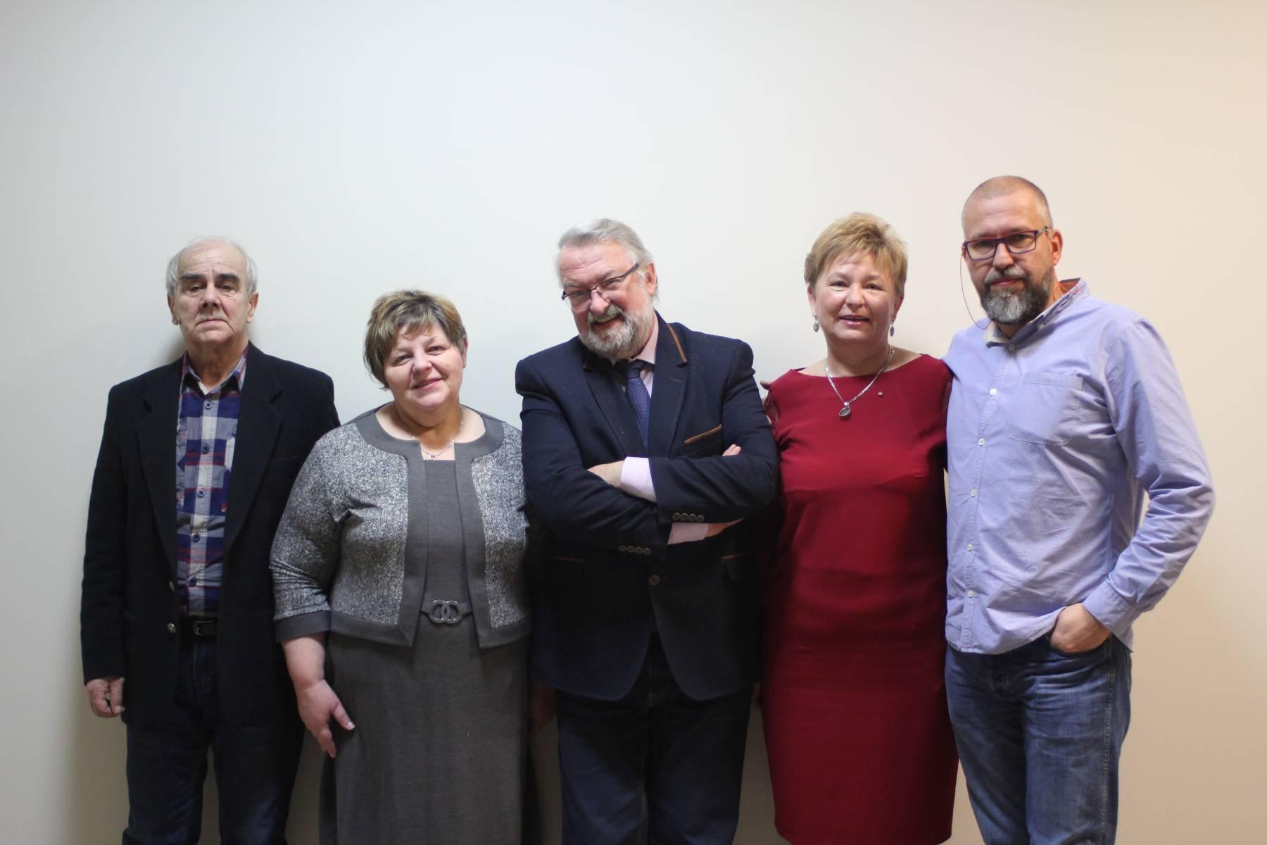 Zarząd Stowarzyszenia Radość 2016-2020